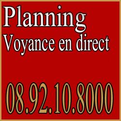 planning voyance du 08.92.79.5000